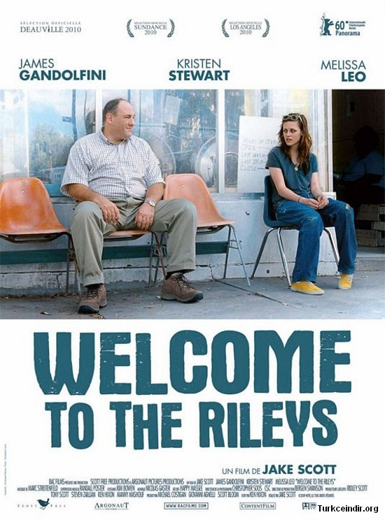 Welcome to the Rileys film izle