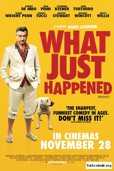 What Just Happened? film izle
