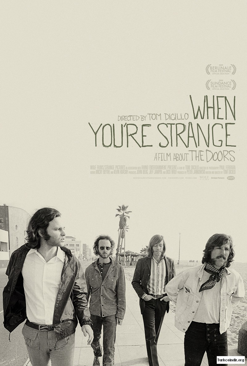 When You're Strange film izle