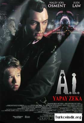 Yapay Zeka - A.I. Artificial Intelligence