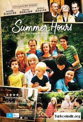 Summer Hours - Yaz Saati