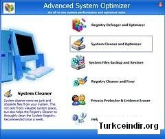 Advanced System Optimizer Lite