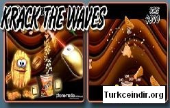 Krack The Waves