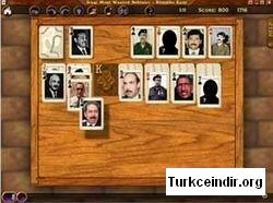 Iraqi Most Wanted Solitaire