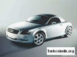 Audi TT Screensaver