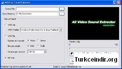 All Video Sound Extractor