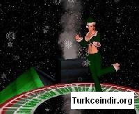 Holiday Dancer (WinAmp Plug-in)
