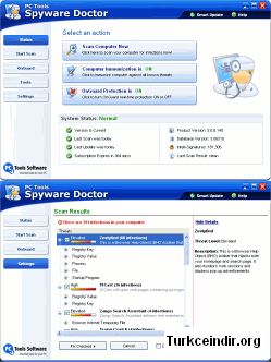 Spyware Doctor 5.0.0.182