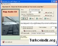 CD to MP3 Ripper