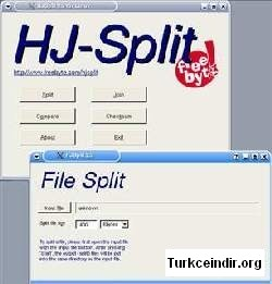 HJSplit for Linux