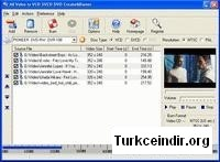 All Video to VCD SVCD DVD Creator Burner