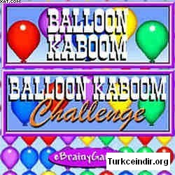 Balloon Kaboom and Balloon Kaboom Challenge