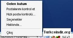 Gmail Notifier Turkce Yama