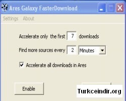 Ares Galaxy FasterDownload