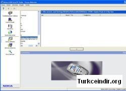 Nokia 6600 icin Turkce PC Suite