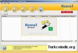 Kernel Excel - Repair Corrupted Excel Documents
