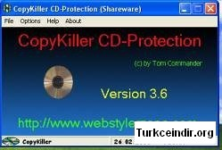 Copy Killer CD Protection