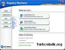 Registry Mechanic (Turkce)