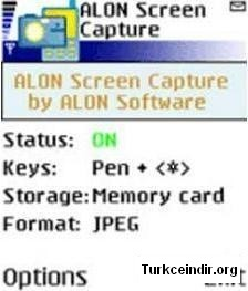 ALON Screen Capture for Nokia Series 60
