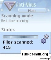 F-Secure Mobile Anti-Virus for Symbian OS 7.x, 8.x