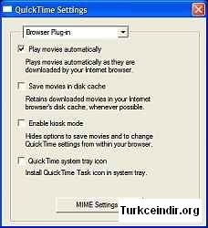 QuickTime Alternative