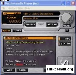 Destiny Media Player (Mac)