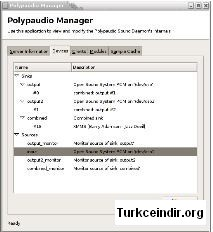 Polypaudio Manager