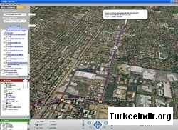Google Earth (Macintosh)