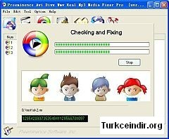 Avi Divx Wmv Real Mp3 Media Fixer Pro