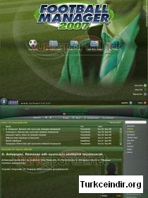 Football Manager FM 2007 Turkce yama 2.0