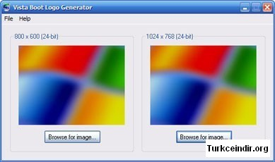 windows vista boot logo generator